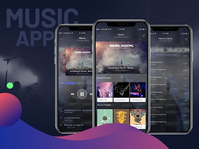 Groove with an App