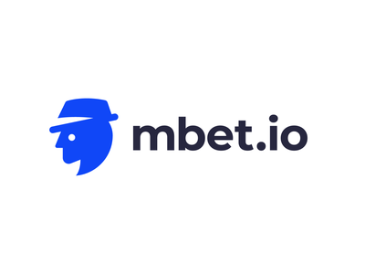 mbet.io crypto exchange trillby fedora bookmaker bitcoin person betting gambling crypto