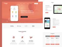 TripHappy Website
