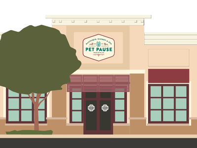 Pet Pause Storefront