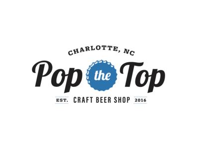 Pop The Top Logo Update