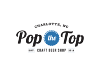 Pop The Top Logo Update