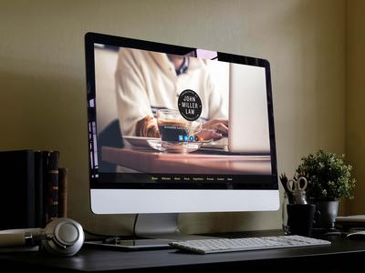 Joh Miller Law - Website