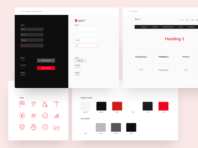 Digital Mining gui styleguide style brand colors miner web icon typography branding logo ethereum crypto blockchain cryptocurrency ethworks mining