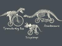 Cyclosaurs Family