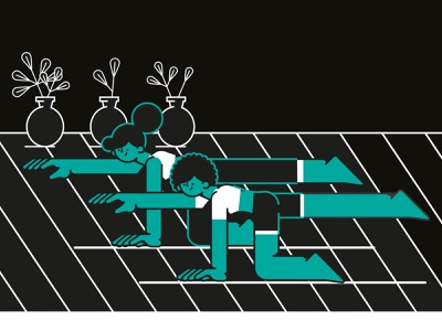 Illustrations for STARK SUPPLEMENTS stroke illustration flat illustration health and wellness design ui adobeillustrator characterdesign vector illustration