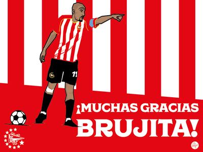 ¡Muchas gracias Brujita!