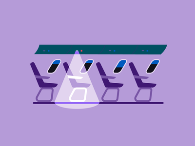 Hope 💫 light hope flight vector branding color design illustration