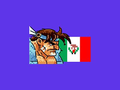 T. Hawk capcom videogames thank streetfighter illustration adobe illustrator vector