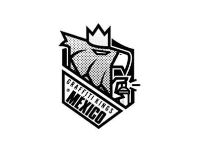 Graffiti Kings By Adrian Lopex Dribbble Dribbble