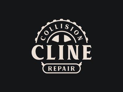 CCR sign shop car auto collision repair identity mark logo