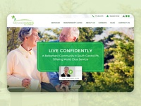 Menno Haven - Retirement Community Website
