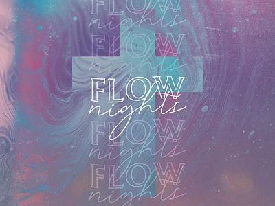 Flow church branding worship church