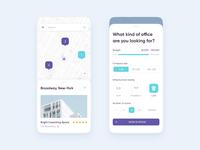 Office Real Estate iOS App