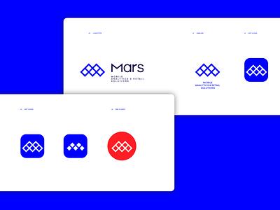 Logotype: Mars logotype corporate identity