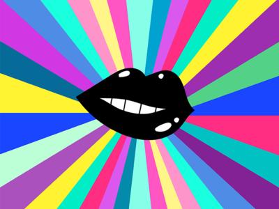 Smile mouth lips smile