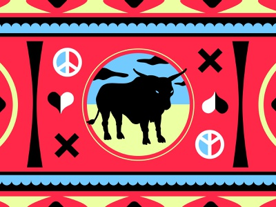Beware Unearned Wisdom texas pattern arizona southwest bull