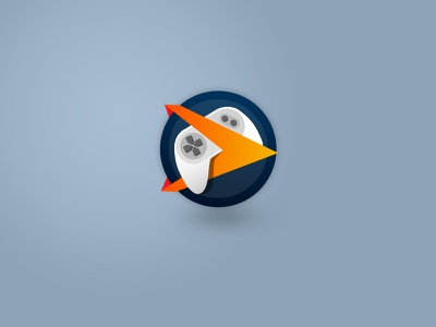 Arrowhead App Icon arrow mobile games illustrator icon