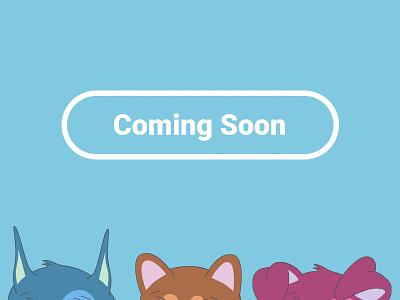 Coming Soon doggos coming soon illustration dog