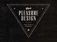 Pure Pleasure Design Logo 2012