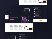 Workapp Dev Page
