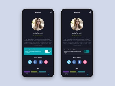 Profile - Workapp