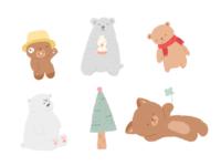 今日份的熊