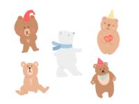 今日份的熊2