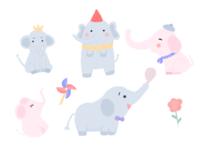 今日份的大象