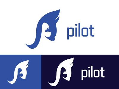 Airline Logo | Pilot | Daily Logo Challenge