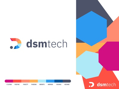 Dsm Tech Dribbble Large