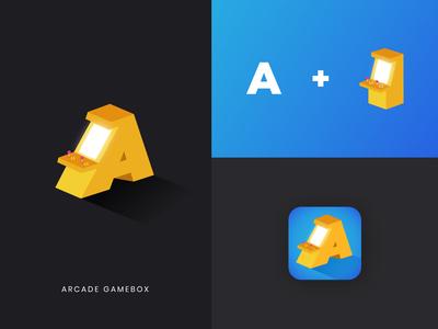 Arcade Gamebox App Icon