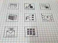 App Icon Sketch