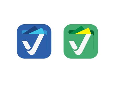 App Icon Concept icon app icon illustration logo symbol ios document flat simple mobile app