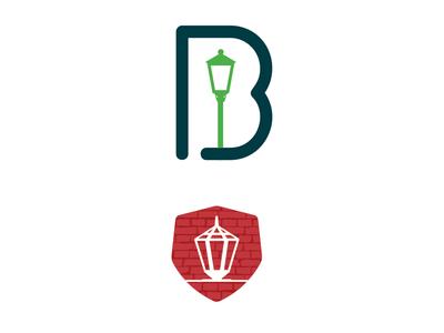 Logo Type logo type symbol logo graphics shape light heritage illustration typo