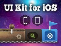 UI Kit for iOS - Vol I
