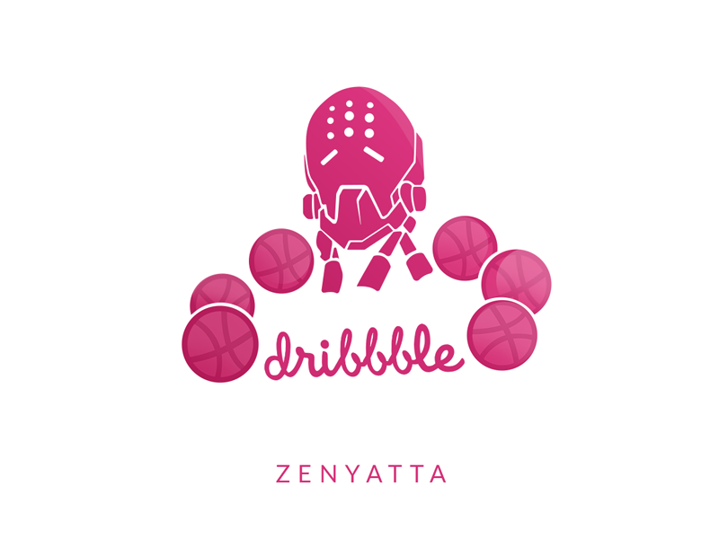 Zenyatta and me says Hello!