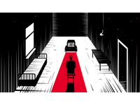 "B.O.K ""SYMETRIA"" - animated music video"