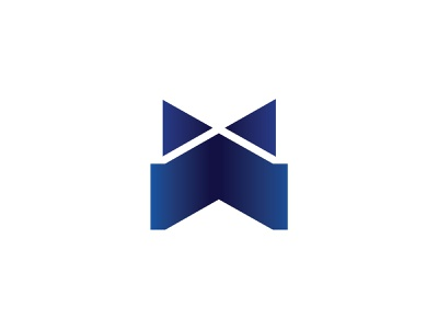 X medical therapeutics veterinary vet extrude 3d x design identity branding killed rejected unused badge logomark icon logo