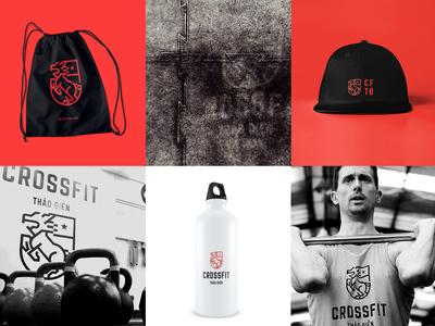 CrossFit Thao Dien - Brand Identity
