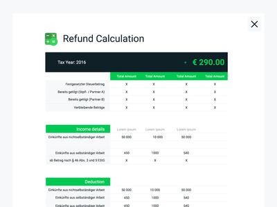 Taxando_app
