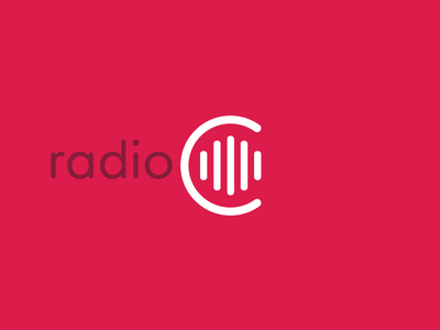 Logo for radio Cordaat speaker podcast logo radio