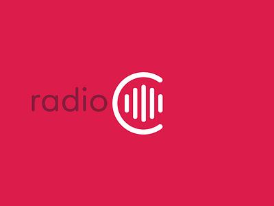 Logo for radio Cordaat speaker podcast logo radio