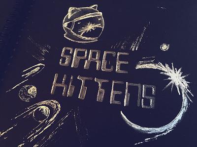 Tipp-Ex Spage Age Sketch astronaut helmet typography black white sketch age spage tipp-ex