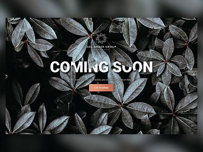 coming soon coming soon ux logo background design web ui error e-commerce 404
