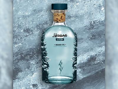 Branding & packaging - JORDAG healthcare health skin skincare beauty scandinavian nordic northern pack packaging package