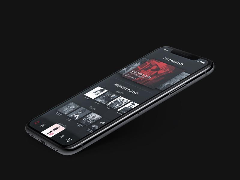 Jp.play japan music music app app design app web design web