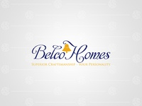 Belco Homes Logo Design