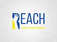 Reach Parent Child Program Logo Design