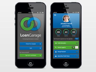 LoanGarage Revamped Design
